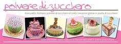 Polvere di Zucchero: cake design e sugar art. Corsi decorazione torte,biscotti,cupcakes e fiori