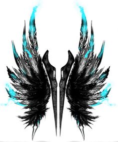 68 Ideas Tattoo Back Wings Angel Tatoo Surf Tattoos, New Tattoos, Body Art Tattoos, Sleeve Tattoos, Cool Tattoos, Tatoos, Cover Up Tattoos, Halo Tattoo, Trendy Tattoos
