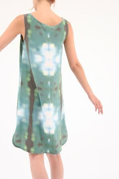 Beklina :: Ermie Silk Tank Dress