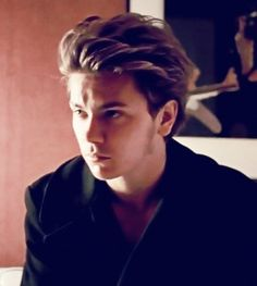 River Phoenix as Mike Waters in the film My Own Private Idaho