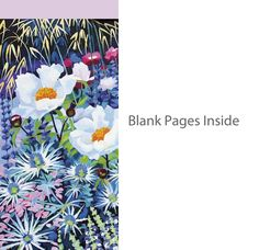 White Peonies - To Do Pad (PAD JH1 01) | Greeting Cards and Stationery