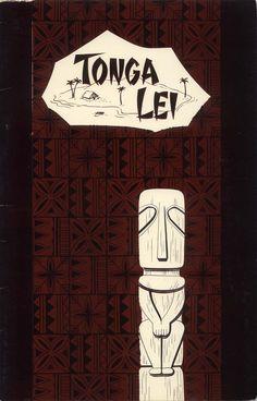 Tonga Lei  3/1976