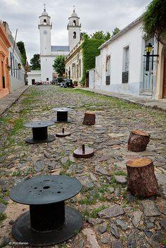 Colonia de Sacremento, Uruguay by Phil Marion