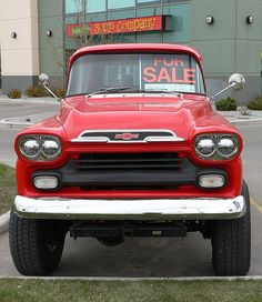 Vintage 4x4 for Sale | Old Chevy 4x4 | Flickr - Photo Sharing!