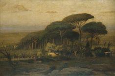 Pine Grove of the Barberini Villa