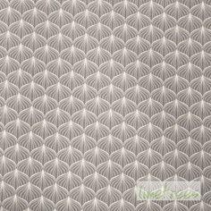 Beschichteter Stoff Alli grau