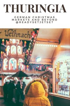 GERMAN CHRISTMAS MARKETS AND BEYOND: A TRIP TO THURINGIA IN DECEMBER // www.readysetjetset.net #readysetjetset #germany #travel #christmas #germanytravel