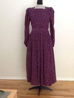 fc4a9c376977 Laura Ashley Original Corduroy Dress Size 12 by Rufflesncream Laura Ashley,  Modest Fashion, Corduroy
