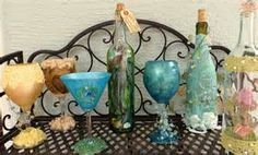 altered wine glass - Bing Images