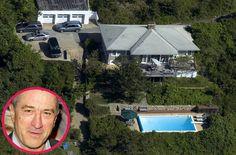 Celebrities Homes In The Hamptons - Robert De Niro's home