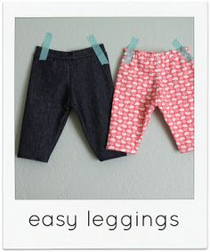 This site has a ton of cute sewing tutorials for kids clothes.  craftiness is not optional: Tutorials