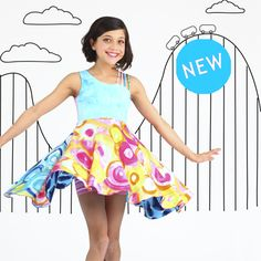 Shop these fabulous and unique girls birthday dresses that are simply unique. Perfect for everyday. Smart Dress, Smart Outfit, Birthday Girl Dress, Birthday Dresses, Girl Scout Crafts, Business Fashion, Tween, Frocks, Everyday Fashion