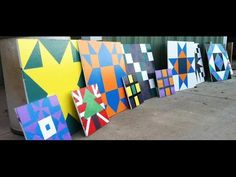 How to make a barn quilt (and have a lot of fun) | Quilt Addicts Anonymous