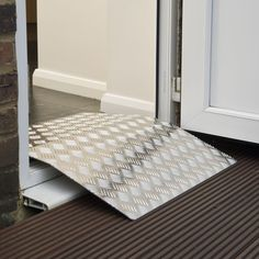 Threshold Ramps for Wheelchairs | Threshold Ramps - Doorline Bridge Ramp