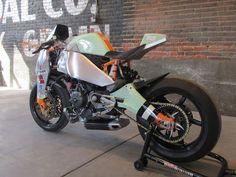 RocketGarage Cafe Racer: Ronin Motorworks at Pikes Peak
