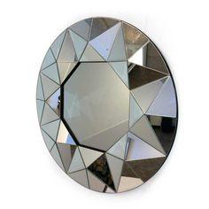 verdens smukkeste runde spejl, findes i flere størrelser