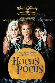 Watch Hocus Pocus (1993) Full Movies (HD Quality) Streaming