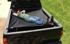 Hammock for your truck!
