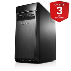 LenovoDesktop PC 300-20ISH G3900 Windows 10 Professional & 3 Έτη Εγγύηση On Site