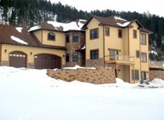 Deadwood Vacation Rental - VRBO 223929 - 5 BR Black Hills House in SD, Spectacular and Spacious at Apple Springs Resort