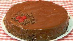 Cómo hacer tarta de chocolate fácil
