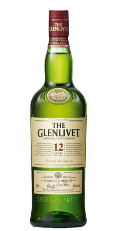 Discover The Glenlivet 12 Year Old Single Malt Whisky at Flaviar The Glenlivet 12 Year Old is one of the most popular (and best-selling) single malts in the World. It was matured in a mixture of casks made from American and European oak. Using the mineral rich water from Josie's Well ensures the best possible result during mashing and fermenting to form flavours defining this Highland Scotch.