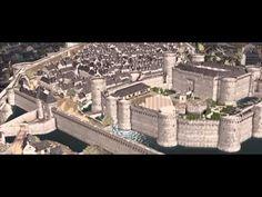 """L'application """"Château de Cherbourg"""" en réalité augmentée (Spot) - YouTube"""