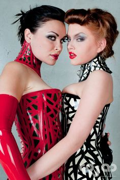 coJac photography with Marie Kalista and Milla Vie.