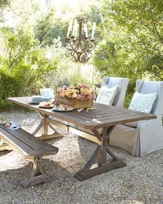 Park Shore Outdoor Dining Furniture