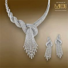 Creations from The House of #MBJ are crafted for eternity. #TheHouseOfMBj #Jewelry #Diamond