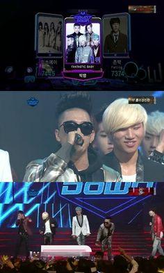 Big Bang wins #1! + Performances from March 15th's 'M! Countdown' | EXID | F.T Island | John Park | miss A | Nine Muse | se7en | Big Bang