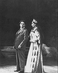 dress rehearsal of norma with mario del monaco 1955
