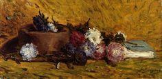 Paul Gauguin, Impressionist Artists, Post Impressionism, Art Database, Wood Engraving, Henri Matisse, Fine Art, China, Flower Paintings