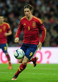 Fernando Torres, España