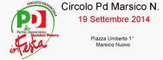 Denny Scarano Blog...: Pd Marsico Nuovo