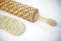 Custom Laser Engraved Rolling Pins: The Possibilities Are Endless!