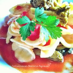 In Cucina con Mamma Agnese: Giovedì Orecchiette Alberobello Dolce&Salato 🍑