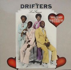 The Drifters - Love Games
