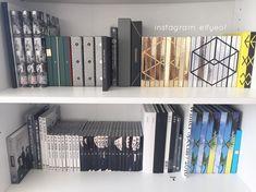 Exo is albums Aesthetic Rooms, Kpop Aesthetic, White Aesthetic, Army Room Decor, Bedroom Decor, Bedroom Ideas, Exo Merch, Exo Album, Exo Xoxo Album