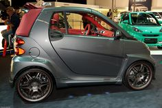 Brabus Smart ForTwo