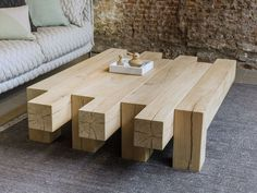 15 DIY Woodworking Table Ideas For Your Living Room – Furniture Ideas Woodworking Furniture, Pallet Furniture, Diy Woodworking, Furniture Projects, Wood Projects, Furniture Design, Outdoor Furniture, Furniture Stores, Garden Projects