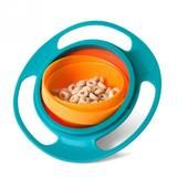 Kids Non-Spill Rotating Bowl (1pc)