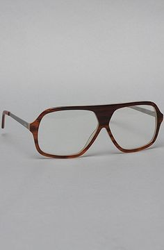 3942ad1707 The Crowns Sunglasses in Woodgrain with Clear Lenses   9Five Eyewear    Karmaloop.com -