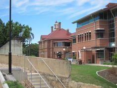 UQ College, Building 12