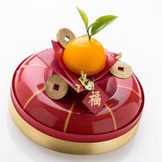2,547 vind-ik-leuks, 12 reacties - Sweets Certified (@sweetscertified) op Instagram: 'Chinese New Year Inspired Cake by @gregorydoyen ✨'
