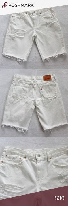 679ffca1b6 Levi Strauss Co 511 Men's Denim Shorts Size 34 Levi Strauss Co 511 Men's  Denim Shorts
