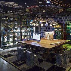 Réservez Mama Shelter Lyon Lyon sur Tablet Hotels Projets Décoration France | Regardez les meilleurs projets de décoration à France. Et vous inspirez pour vos projets. Vous déjà connait Delightfull ? Delightfull est une marque portugaise d´éclairage qui avez une grande présence dans les projets de luxe en France. #projetsdedecoration #francedesigninterieur Laissez-vous inspirer et suivez : http://www.delightfull.eu/en/