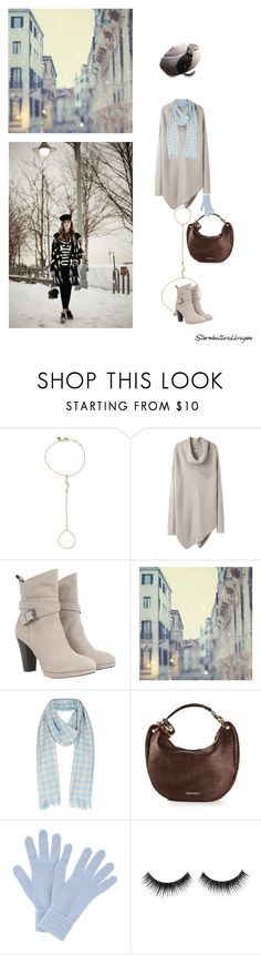 """Shy Girl, Winter Warmth"" by stormbattereddragon ❤ liked on Polyvore featuring Rachel Rachel Roy, Helmut Lang, Mint Velvet, Topshop, Jimmy Choo, John Lewis and Chapeaux Artisanaux de Gris"