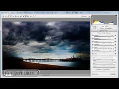 Add drama with the Adjustment Brush in Photoshop