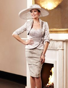 ISL 405 by Ian Stuart  okay. I'm 27. This is what I will wear as a mother of the bride. I don't even have kids yet.